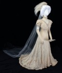 #6- 1908 Wedding Dress Votes: 151